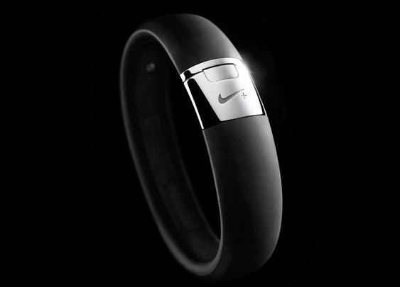 Nike+ Fuelband SE Silver Edition