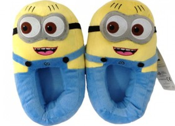 Despicable Me - Minion Slippers