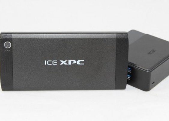 Pocket-sized modular ICE xPC combines a tablet, laptop and PC in one device