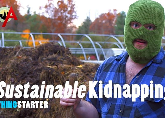 Sustainable Kidnapping (Thingstarter Ep. 4 of 6)