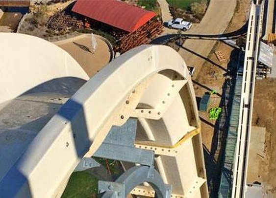 World's tallest waterslide is almost as high Niagara Falls