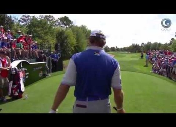 David Feherty needles players at 2012 Tavistock Cup - YouTube