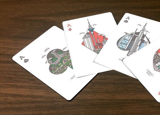 Explore Playing Cards | The Coolector