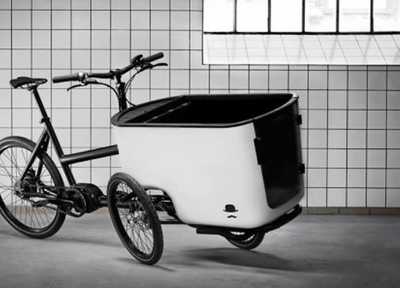 Butchers & Bicycles' Mk1 offers a new angle on cargo trikes