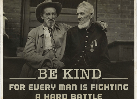 20 Aphorisms That I Thought Were Dumb as a Boy But Now Appreciate as a Grown Man | The Art of Manliness