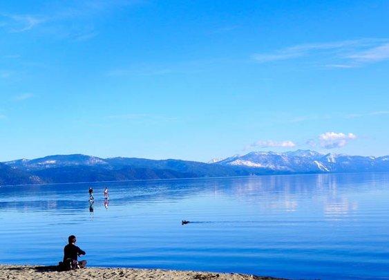 Low-Key California Luxury in Lake Tahoe
