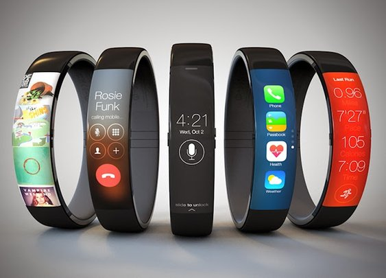 APPLE IWATCH CONCEPT BY TODD HAMILTON