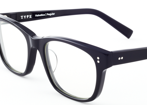 Type Glasses | The Coolector