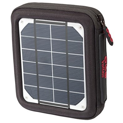 Voltaic Amp Solar Charger