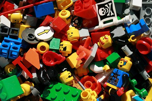 Adventures in LEGO Stop Motion