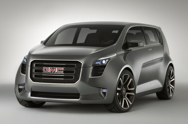 GMC to get own model not shared with Chevy?