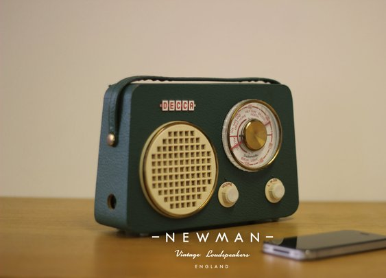Newman Radios | The Coolector