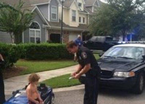 Photo of Justin Bieber's Arrest