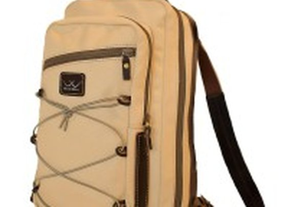 Backpack     White Wing Label