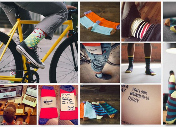 We Sell Socks | The Coolector