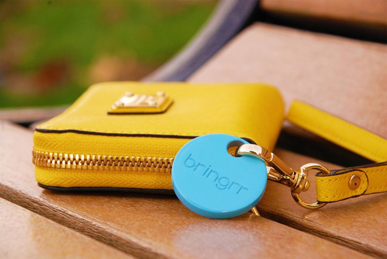Keep Track Of Anything (Or Anyone) With The Bringrr Tracker