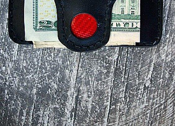 Vviper Magnetic Money Clip Wallet - Vvego