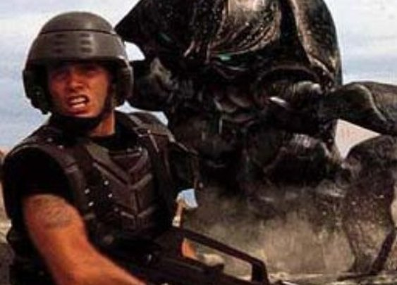 Badass  - Starship Troopers