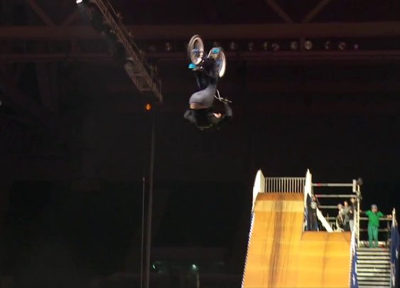 Unbelievable BMX Trick Pulled Off For The First Time Ever - AOL On