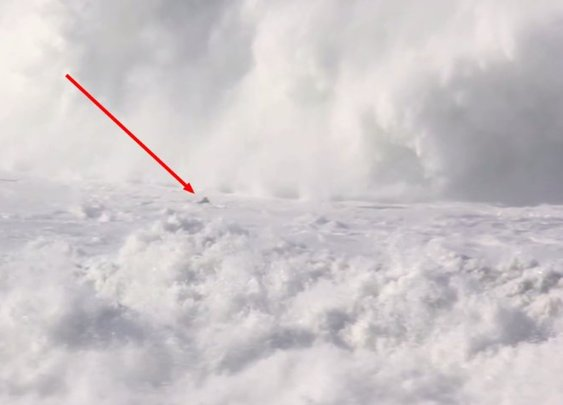 Alex Martins's Terrifying Mavericks Wipeout Shows What Surfers Are Up Against (VIDEO)
