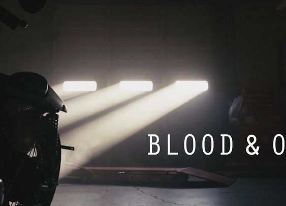 Blood & Oil on Vimeo