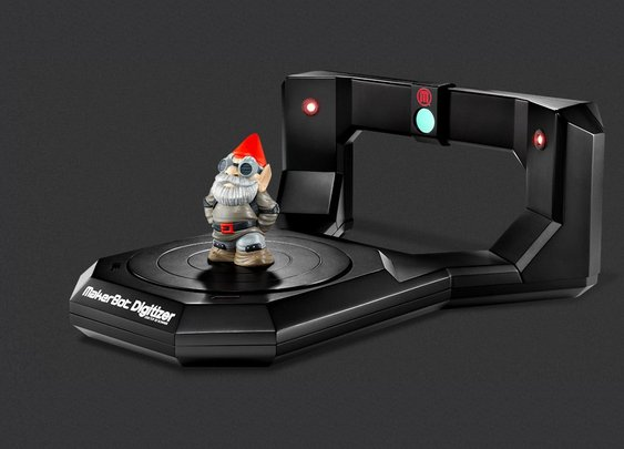 Digitizer Desktop 3D Scanner