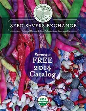 Free Printed Heirloom Organic Garden Seed Catalog | Seed Savers Exchange