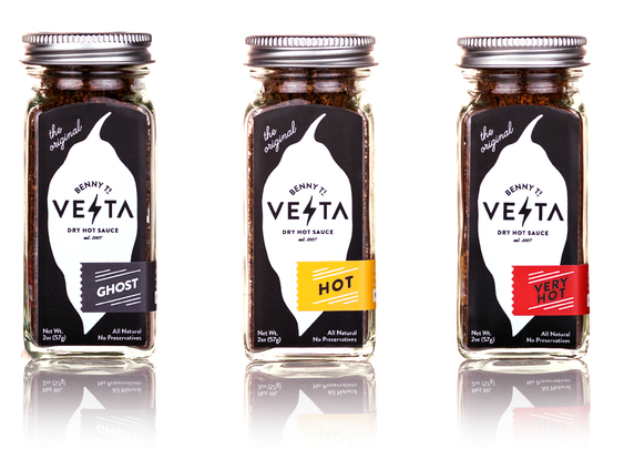 Benny T's Vesta Dry Hot Sauce | The Coolector