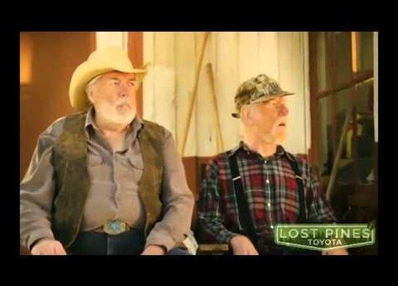 Toyota TRD Pro TV Commercial, 'Desert Gas Station' - YouTube