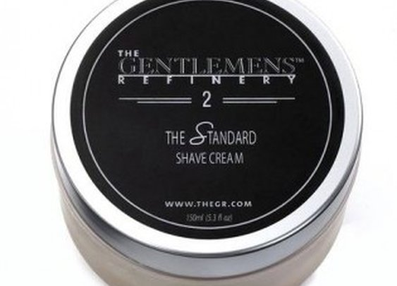 Gentlemans Refinery Shave Cream Review