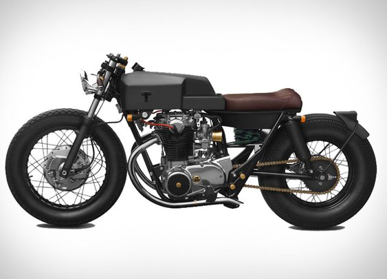 Thrive Yamaha XS650 Motorcycle