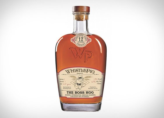 WhistlePig The Boss Hog Rye Whiskey