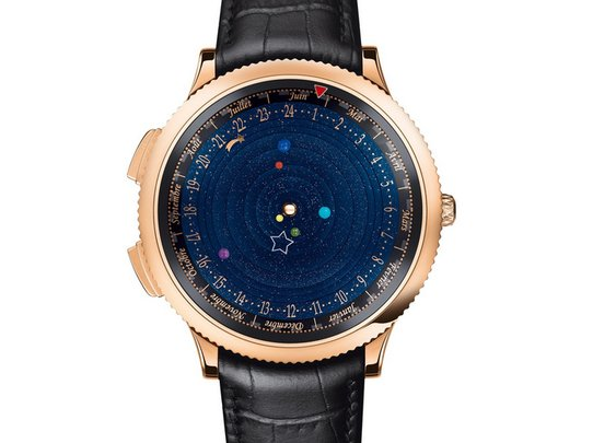 Van Cleef & Arpels Complication Poétique Midnight Planétarium | The Coolector