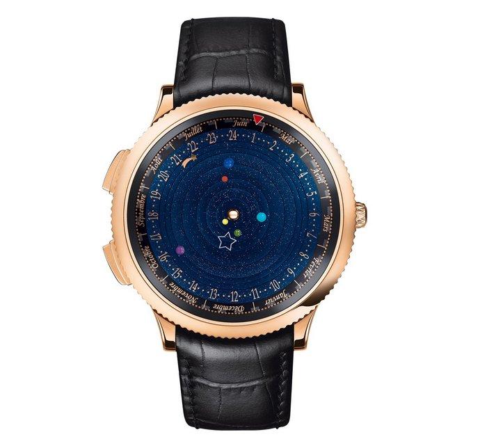 Van Cleef & Arpels Complication Poétique Midnight Planétarium | The Coolector