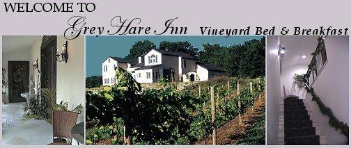 Grey Hare Inn Vineyard Bed & Breakfast