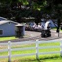 Storybook Estate with Railway Garden in Sherwood, Oregon - YouTube