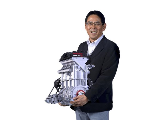 Nissan Reveals ZEOD RC's 400-HP 3-Cylinder Engine
