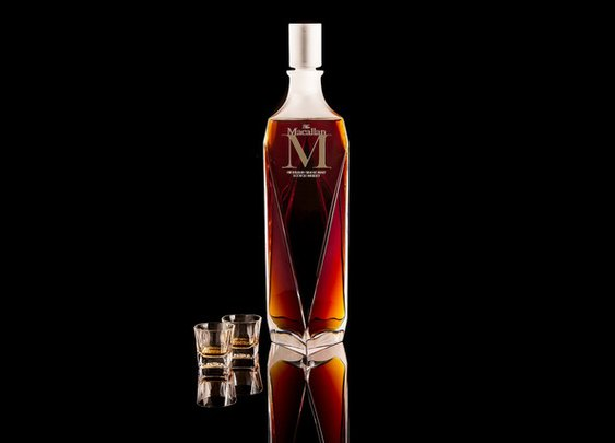 Record $631,850 Macallan Whisky Sold at Sotheby's Auction