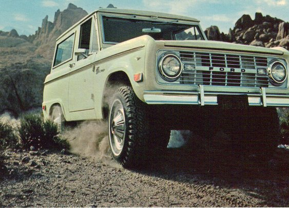 A Salute to a Legend: The Ford Bronco | ExPo