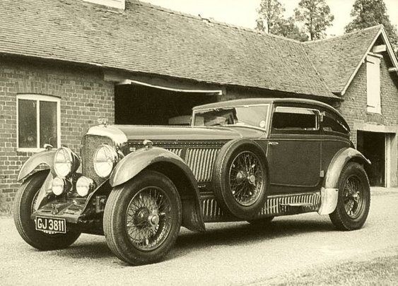 Lord K's Garage - #78. Bentley Blue Train Special - Dieselpunks