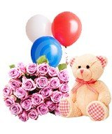 Buy Birthday Cakes & Flowers Online At Flowerzncakez.Com
