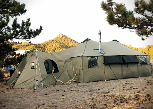 Men's Gear: CABELA'S ULTIMATE ALAKNAK TENT | Awesome Tech Gadgets Men Want | Coolest Gift Ideas For Guys