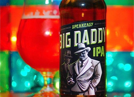 Beer Review – Speakeasy Big Daddy IPA