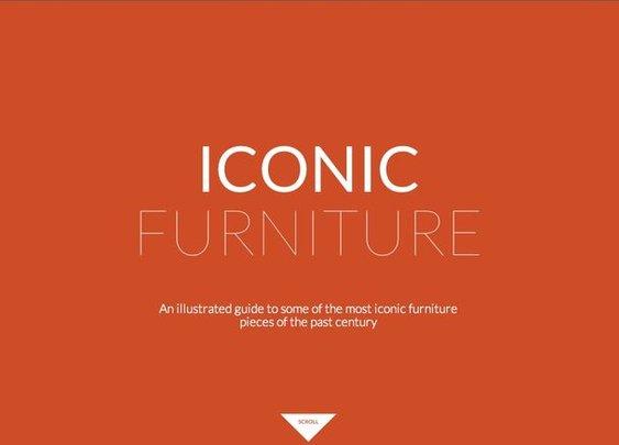 Cosy and stylish wood furniture