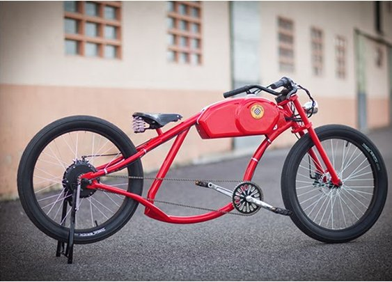 OtoR Electric Bicycle