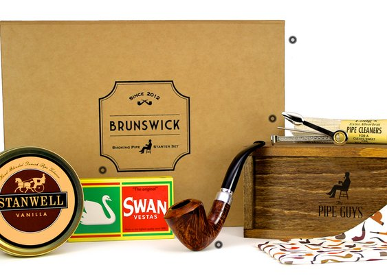 The Brunswick Pipe Set | The Coolector