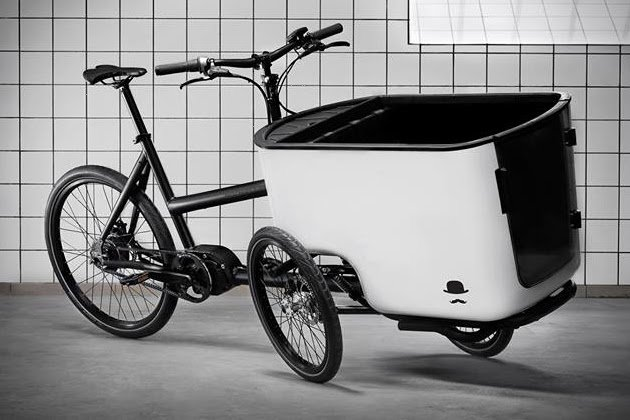 MK1 CARGO TRIKE BY BUTCHERS AND BICYCLES
