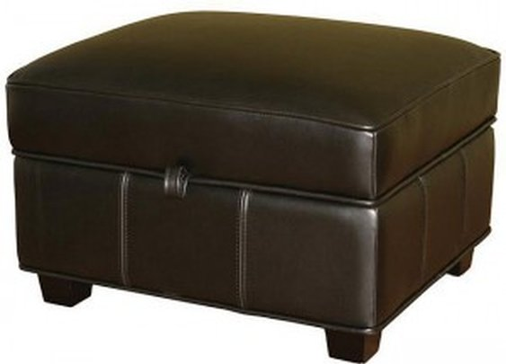 Secret Storage Compartment Ottoman | StashVault