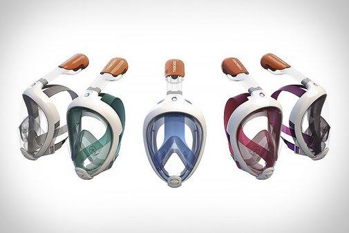 Easybreath Snorkeling Mask | Uncrate