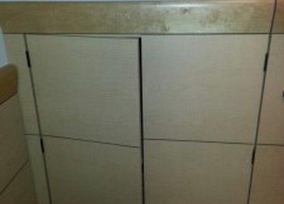 Hidden Storage Cabinet in Wall   StashVault